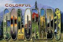 Colorful Colorado / I'm just a girl raised in Colorado Springs, and no matter where life takes me, it will always be home.