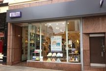 Liverpool Love / Utility opened its first store in Liverpool back in 1999, and since then the city has grown and now thriving. We now have 3 fabulous stores including 2 gift shops and a home store, packed with the best furniture and lighting. We are hugely passionate about Liverpool and are proud to call it our home!