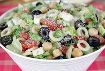 Salads / by Misty Thompson