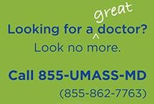 Looking for a great doctor? / UMass Memorial Health Care provides you with an extensive network of care serving Central New England. For your convenience, you can quickly and easily request an appointment by calling our toll-free telephone number:  Call 1-855-UMass-MD (855-862-7763) 8 am to 5 pm. Book online with selected doctors by visiting www.umassmemorialhealthcare.org/bookonline / by UMass Memorial Health Care