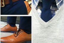 Keith's Wardobe Styling Board / Athlete to Businessman