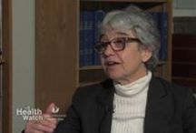 Health Watch - Ask our Experts, health tips and topics / UMass Memorial experts discuss health topics that matter to you and your loved ones. Presented by UMass Memorial Health Care and Charter TV3 Health Watch / by UMass Memorial Health Care