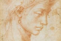 Great Masters Artworks / Leonardo de Vinci, Peter Paul Rubens and Michel Angelo artworks
