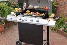 Outdoor Furniture & Grilling
