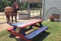 God Bless the USA / All things patriotic on the farm