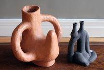Ceramics: Mid-century