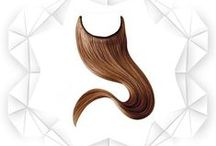 Extensions de cheveux / Voici des photos de nos extensions de cheveux ! N'hésiter pas à venir nous voir sur www.remyhair.fr   Vous pouvez aussi nous contacter sur contact@remyhair.fr ! / by R H Excellence