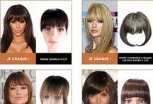 Accessoires Cheveux / Vous trouverez ici : Le matériel d'épilation, des Kits d'extension de cils, des rasoirs ultra sonic, des bijoux, des brosses, du matériel de coiffure, etc ...  / by R H Excellence