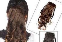 Postiches / Lace front, Postiche, Queue de cheval, Perruque, ces accessoires de coiffure sont fait pour changer votre look et vous donne un effet naturel. N'hésitez pas à demander conseil auprès de nos conseillers pour l'achat de votre perruque et lace front naturel .  http://www.remyhair.fr/postiche-cheveux-naturelle-synthetique-perruque / by R H Excellence