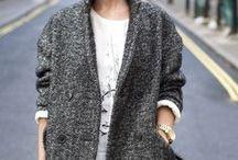 Outerwear / by ZsaZsa Tuffy
