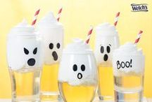 Halloween Party Ideas / Fun Halloween Snacks, Drinks and Ideas for the whole family.