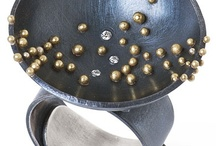 Starry Night Jewelry Collection / Constellations in 18kt gold granulation and conflict-free VS diamonds on blackened or white silver. All items are designed and handmade by Patricia Tschetter. Let us know your comments or questions. Thank you for visiting!  / by Tschetter Studio Inc
