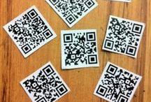 QR Codes in the Classroom / Ideas for using QR codes in your classroom.