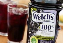 Welch's Products / Welch's juices and fruit spreads