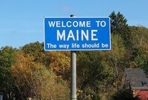 New England / Mostly Maine / by LindaLee Murphy