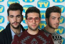 Il Volo / Italian singing group Since september 2011 i am a big fan of Il Volo, three Italian boys with beautiful voices and good looks. In november 2011 i visited the concert in Amsterdam. Their music gives me a lot of luck. 29-1-2016 i am in Milan!