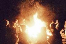 Bonfires/Campfires