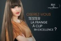 Nos visuels RH Excellence ! / Coucou les filles, ici vous retrouverez nos visuels RH Excellence.  www.remyhair.fr