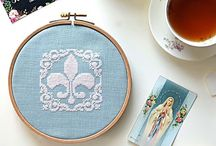 Cross Stitch / Pretty, Sweet And Lovely Cross Stitch