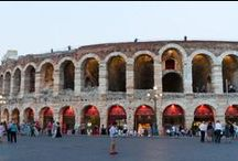 Verona / vakantie