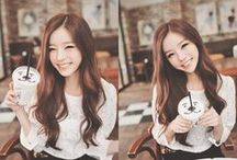 """✿ Ulzzang ✿ / Ulzzang  is a popular South Korean term literally meaning """"best face"""" or """"good-looking""""."""