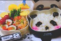 ✿ Bento ✿ and kawaii food.
