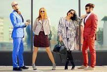 Meet our  Personal Shopping Assistant team @ Smuggler Cluj / Paula, Tina, Alex, Adam & Adi
