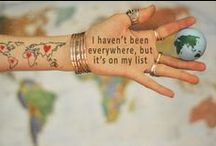 time for another adventure / Travel.  Places to see. Wanderlust