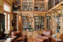 Library / One day I'll have the library of my dreams