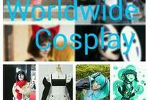 Worldwide Cosplay / Cosplayers unite! Here you can pin your cosplays, inspiration, ideas, tutorials or whatever about cosplaying! And if you don't do cosplay yourself get inspired to try it. BOARD RULE: 1. PLEASE BE KIND AND RESPECTFUL!