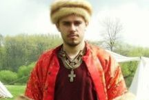 Duke of Albany/Prince of Moscow / The educated,  erudite and loyal husband of unstable Goneril, deeply loyal to Lear.