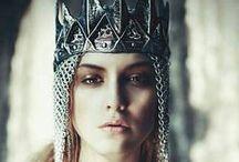 Kent/ Duchess of Lithuania / Loyal warrior Princess of Tsar Lear, servant, soldier, leader.