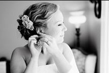 Hair & Makeup / Our favorite bridal hair styles