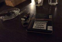 Kdo kouří, přemýšlí o životě... / Cigarety, doutníky, dýmky aneb žijeme jen jednou (asi)...
