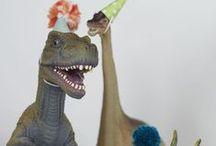 Fiestas Bruno / Ideas, imprimibles, Blaze, Dinosaurios
