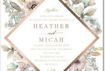 IN THE DETAILS | inspiration for wedding details / Wedding details that might step up your wedding.