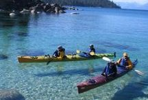 Paddle On / Kayaks, sups or canoes. All you is a paddle and a will. #HeadedForAdventure