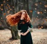 ❦Orange and Black Autumn•*¨*•.¸¸♥
