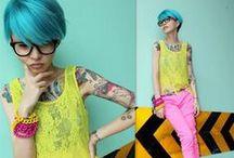 Favorite Fashions / by Joyce Tabujara
