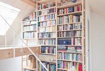 Snové knihovny a knihkupectví