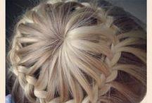 Hair ° Braided hair