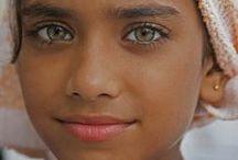 faces / los rostros más lindos del mundo