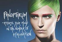 PANOPTIKUM / PANOPTIKUM - A homage to imagination expressed through fashion photography, electronics and software by Lars Brandt Stisen, MADDOCMAN BERLIN.