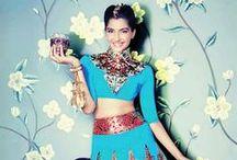 Beautiful Indian Wedding :) / Indian Weddings, Fancy Dresses, Bridal Wear, Wedding Decorations, Celebrations,