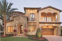 Dream Home / House Inspiration