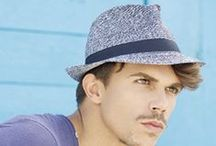 Man Hats, Coppolas and Caps / Man: hats, coppolas and caps - 100% Made in Italy.