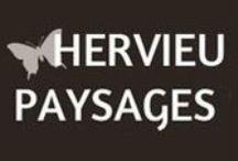 #14 Hervieu Paysages / Votre jardin de A à Z : Installés depuis 1980, nous nous attachons à remplir notre mission dans les moindres détails : bureau d'étude, personnel qualifié, régulièrement en formation et à l'étude de nouveaux procédés, véhicules neufs et matériel adapté.