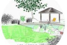 #18 Les Jardins De La Vallée / Créée en 1997 par Etienne DESIR, les jardins de la Vallée SARL, est avant tout le fruit d'une passion pour les jardins.  En 2001, l'entreprise intègre le seul réseau national Alliance Paysage de 150 paysagistes indépendants, lui offrant tous les atouts - dynamisme et professionnalisme - propres à ces organisations.