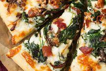 Pizza&Flat breads