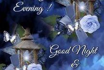 Good Evening - szép estét idézettel